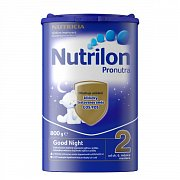NUTRILON PRONUTRA 2 800G GOOD NIGHT