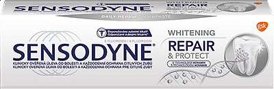 ZP SENSODYNE REPAIR AND PROTECT WHITENING 75G