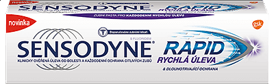 ZP SENSODYNE RAPID RELIEF 75ML