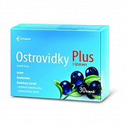 Ostrovidky Plus s luteinem cps 30