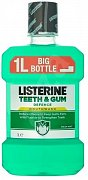 LISTERINE TEETH AND GUM DEFENCE FRESHMINT 1000ML