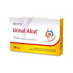 IDELYN URINAL AKUT 20TBL