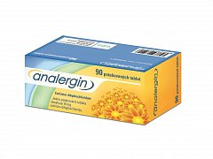ANALERGIN 90X10MG TBL.