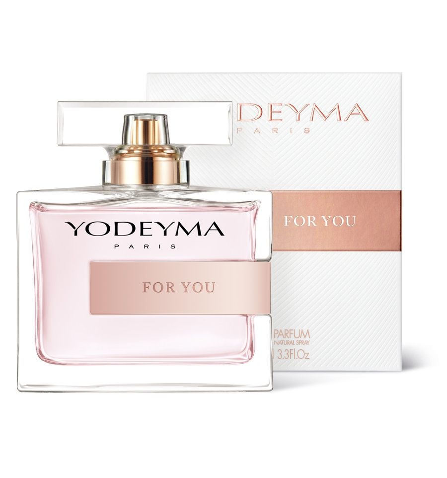 YODEYMA EAU DE PARFUM DÁMSKÝ FOR YOU 100ML