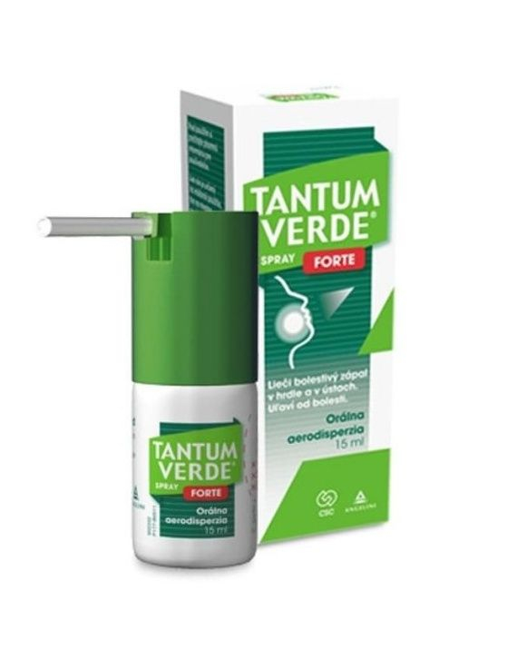 TANTUM VERDE SPRAY FORTE 15ML 0,30