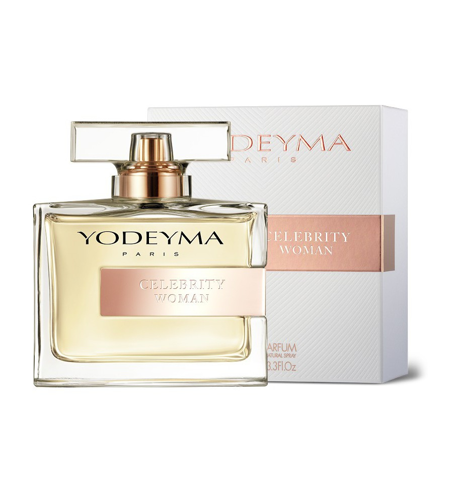 YODEYMA EAU DE PARFUM DÁMSKÝ CELEBRITY WOMAN 100 ML