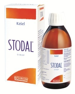 STODAL (HOMEOPAT.) SIR 200ML