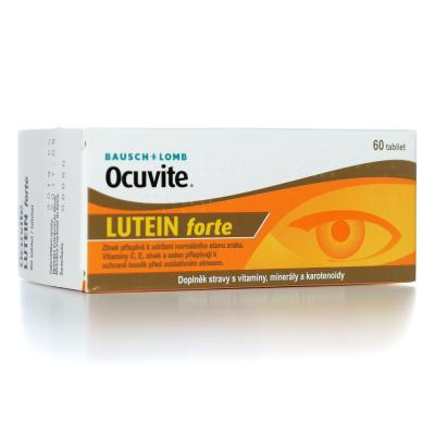 OCUVITE LUTEIN FORTE 60TBL