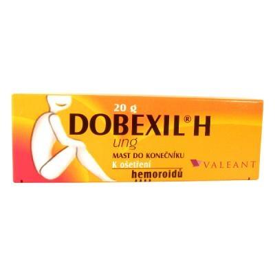 DOBEXIL H UNG rct ung 1x20gm  64061f660e