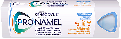 ZP SENSODYNE PRONAMEL WHITE 75ML