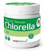 ML CHLORELLA 750 TBL