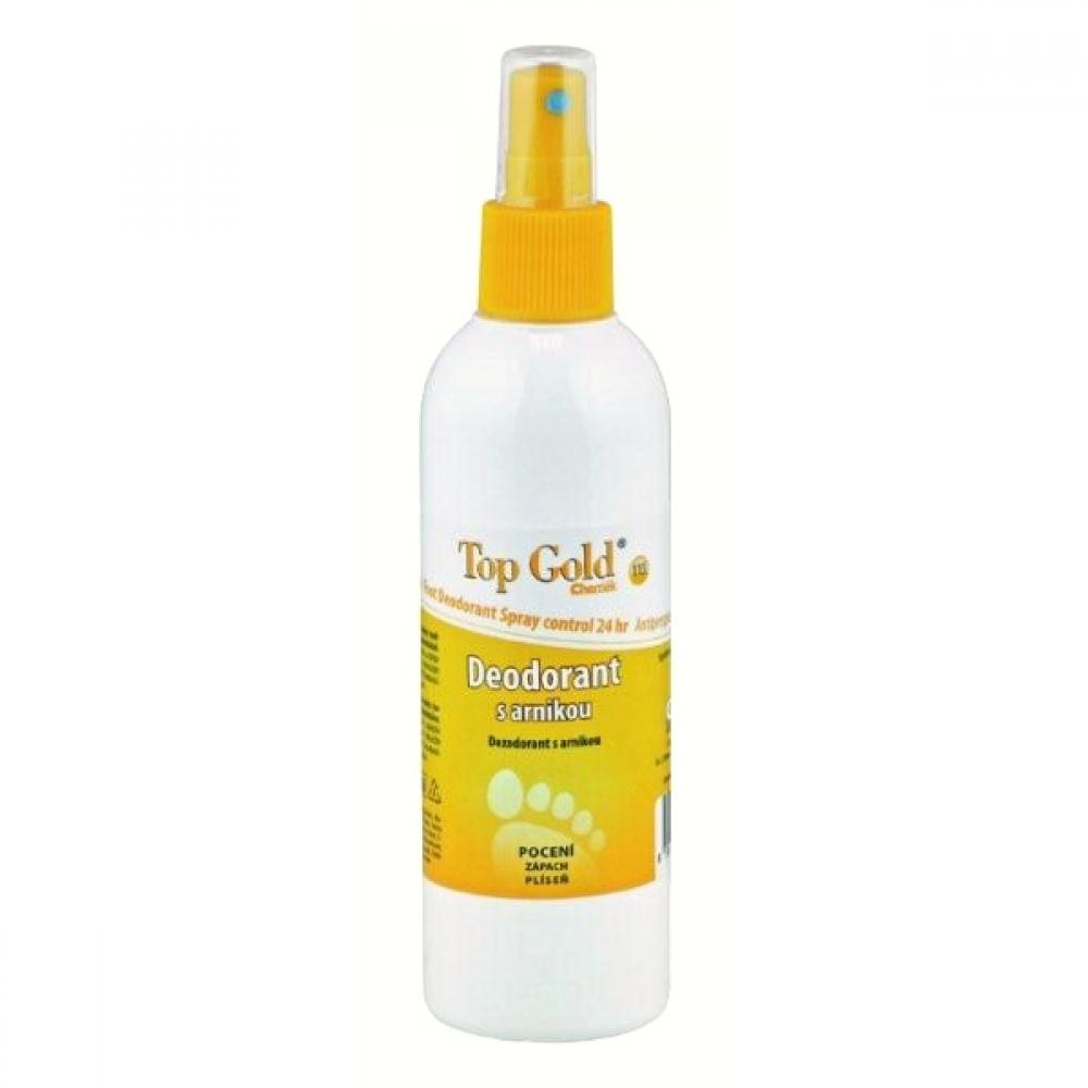 TOP GOLD ARNIKA+TTO SPR 165ML