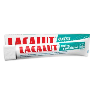 ZP LACALUT SENSITIV EXTRA 75ML