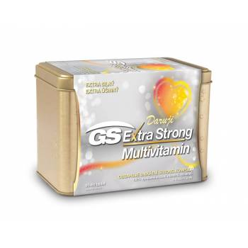 GS EXTRA STRONG MULTIVIT.60+60TBL.VÁNOCE 2019