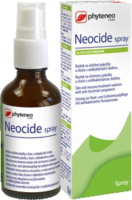PHYTENEO NEOCIDE SPRAY 0,1% OCTENIDINE 50ML