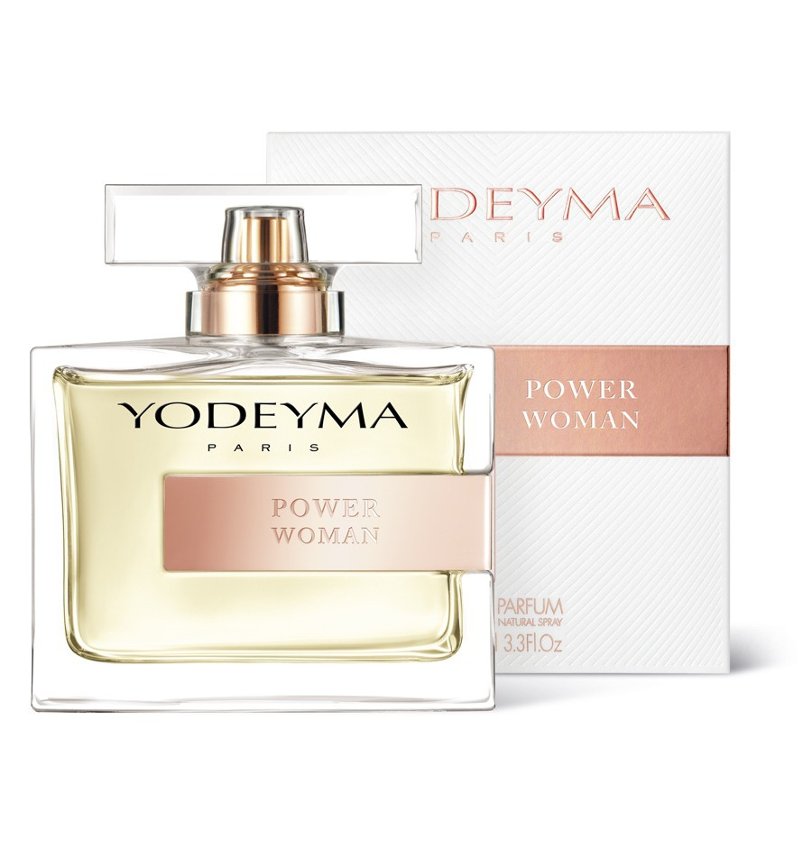 YODEYMA EAU DE PARFUM DÁMSKÝ POWER WOMAN 100 ML